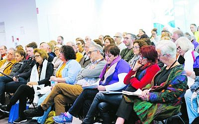 Attendees at a previous Limmud Oz. Photo: Peter Haskin