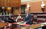 New NSW Parliamentary Friends of Israel chair Natalie Ward.