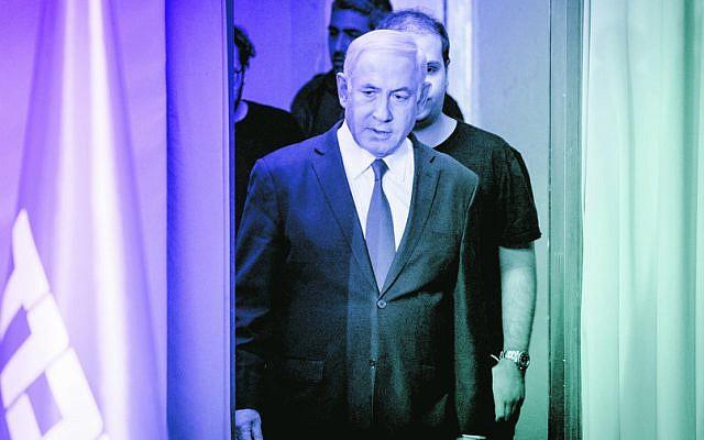Benjamin Netanyahu. Photo: Lior Mizrahi/Getty Images