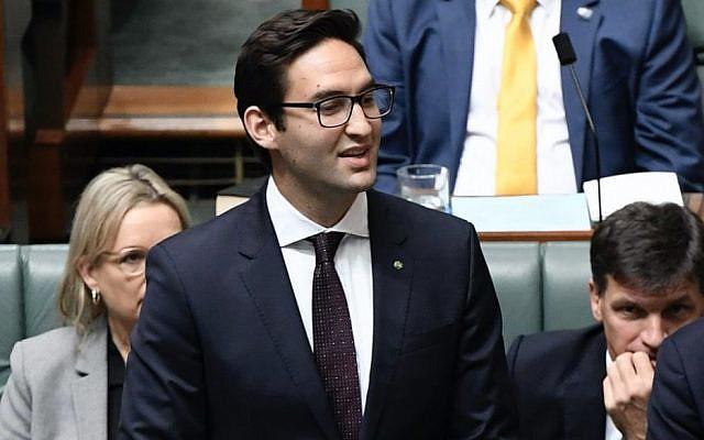 Macnamara MP Josh Burns.