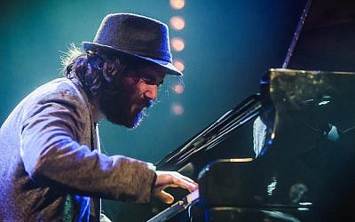 Jazz pianist Tal Cohen will perform at the inaugural FOJAM in Melbourne in September.