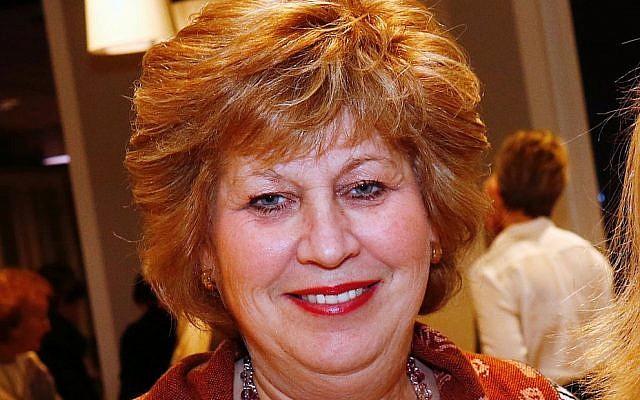 New JCCV executive director Judy Fetter.