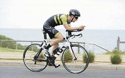 Charlie Rose will make his triathlon world championships debut in Lausanne later this month.