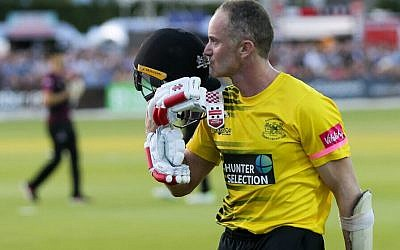 Gloucestershire's T20 cricket captain Michael Klinger. Photo: Gloucestershire Cricket Club