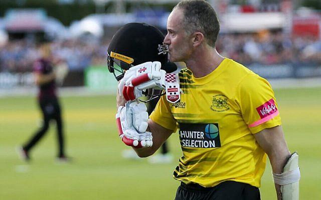 Gloucestershire's T20 cricket captain Michael Klinger. Photo: Gloucestershire Cricket Club