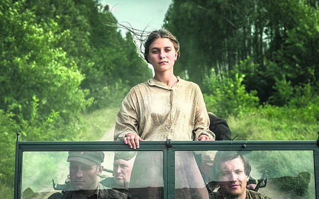My Name is Sara is set around a 13-year-old girl who escapes the Nazis to the Ukraine.