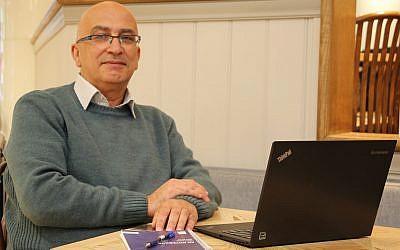 Abdussalam Azem. Photo: Gareth Narunsky