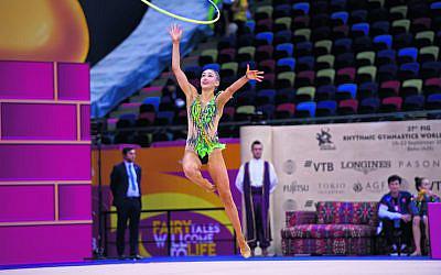 Photo: Alexander Bogatyrev/Gymnastics Australia