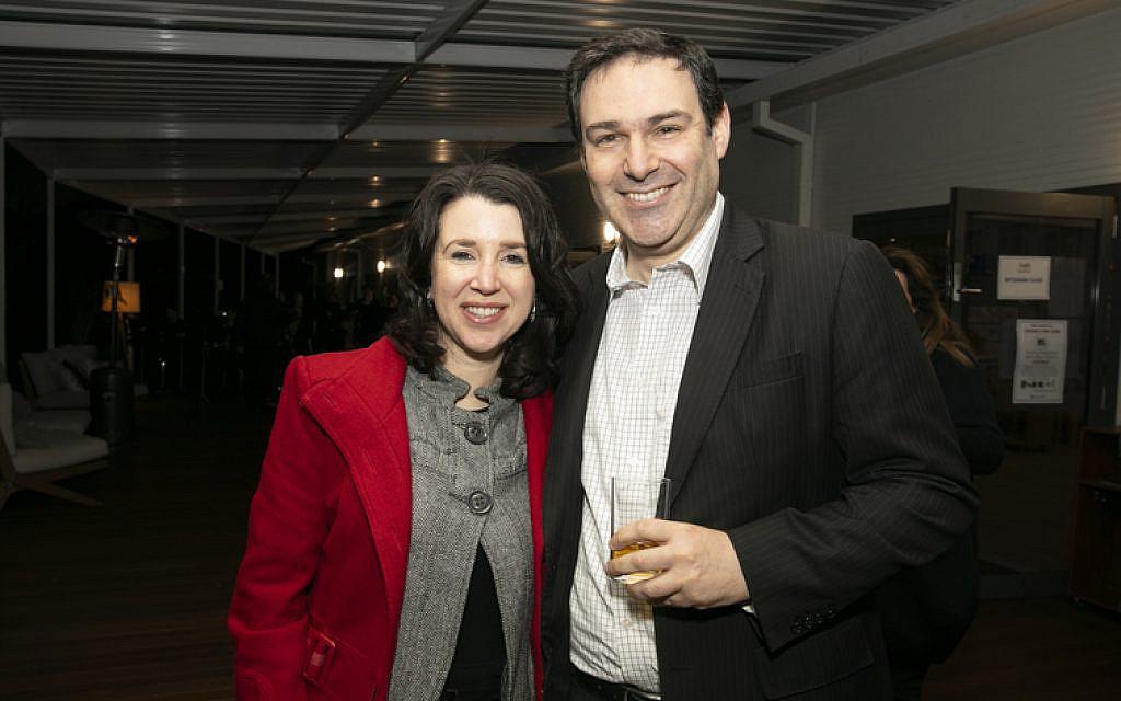 Ramona and Oliver Freedman.