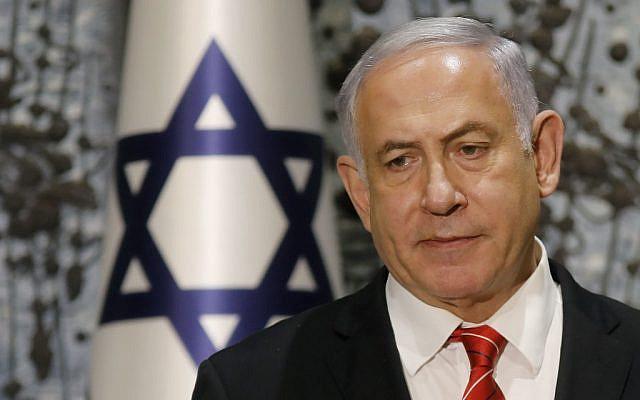Israeli Prime Minister Benjamin Netanyahu. Photo: Menahem Kahana/AFP