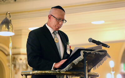 Governor-General David Hurley will visit Israel in January.