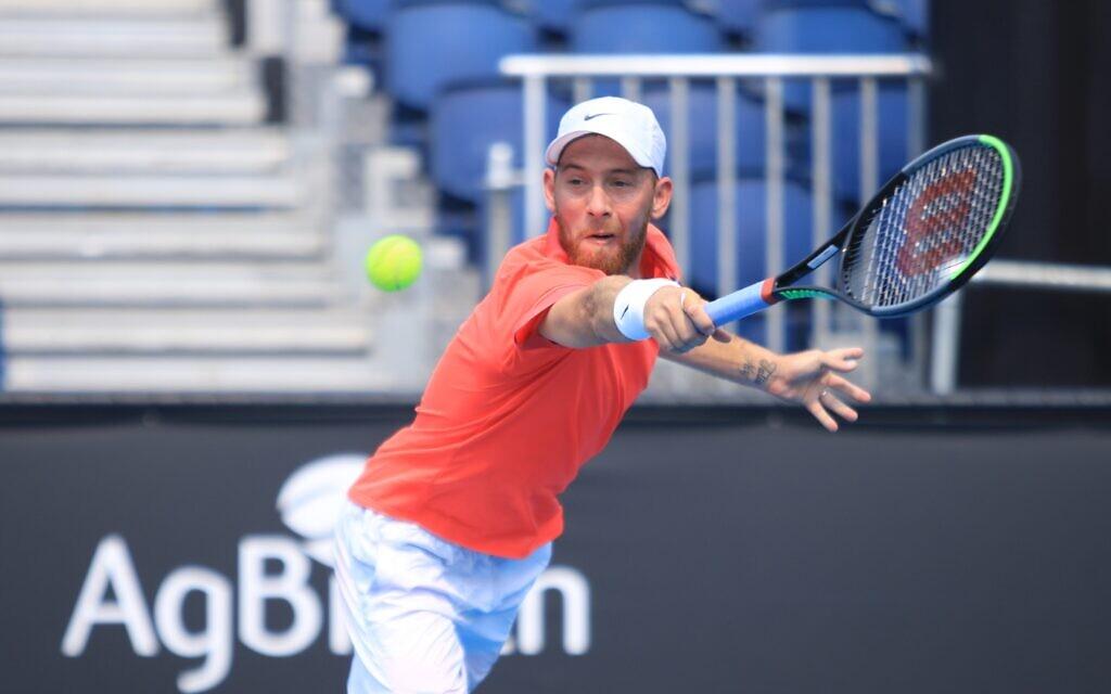 Jewish players at the Australian Open