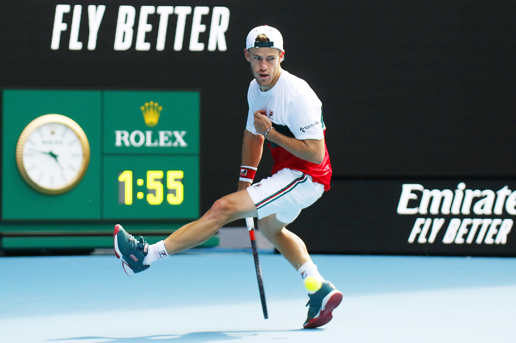 Djokovic Ends Schwartzman S Campaign The Australian Jewish News