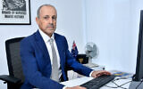 NSW Jewish Board of Deputies CEO Vic Alhadeff. Photo: Noel Kessel