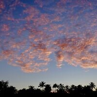 Zvi Civins entered this sunset photo taken at Sigatoka, Fiji.