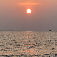 Ada Gurgiel entered this sunset photo taken in Koh Russey Island Cambodia .