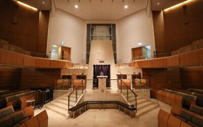 Sydney's Central Synagogue will temporarily close its doors due to the coronavirus threat.