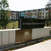 Sydney's Montefiore has restricted access to all visitors.