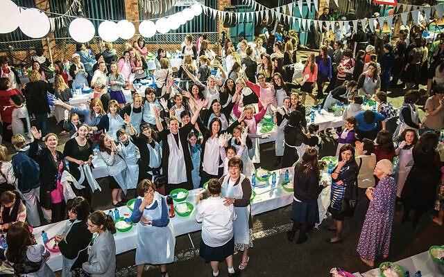 The Shabbat Project began as a South African Jewish community initiative.