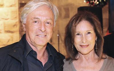 Robert and Ruth Magid.