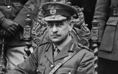 General Sir John Monash.