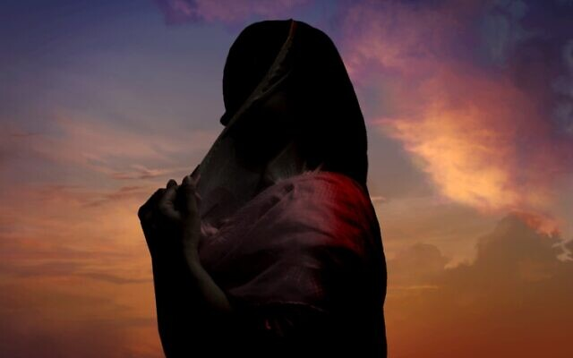 Illustrative image of a woman in traditional Muslim attire. Photo: Dreamstime