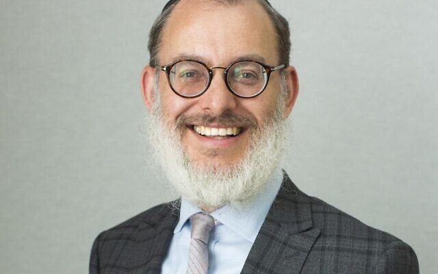Moriah College principal Rabbi Yehoshua Smukler.