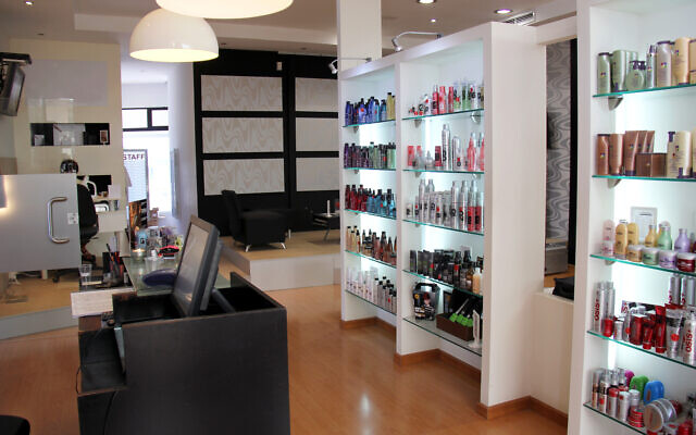 A file photo of a hair salon. Photo: Dreamstime.com