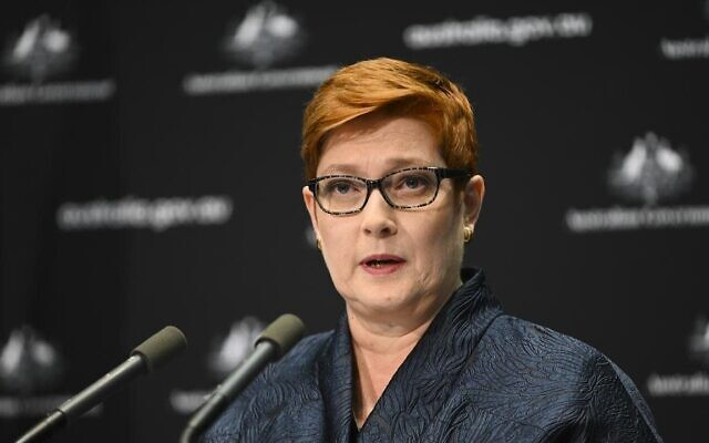 Marise Payne. Photo: AAP