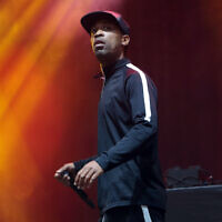 British rapper Wiley.
