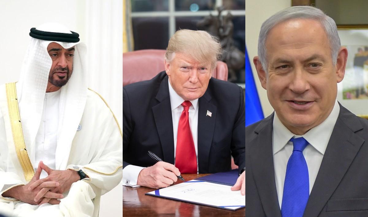 Landmark' peace agreement between Israel, UAE – The Australian Jewish News