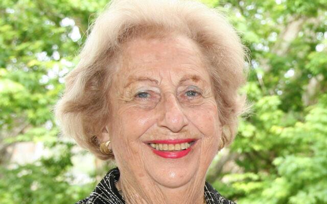 Joy Balkind. Photo: Giselle Haber