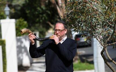 Rabbi Moshe Kahn. Photo: Peter Haskin