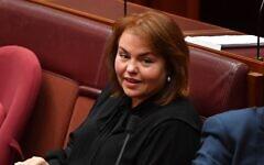 Labor Senator Kimberley Kitching. Photo: AAP Image/Mick Tsikas