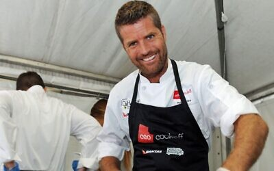 Pete Evans. Photo: AAP Image/James Morgan