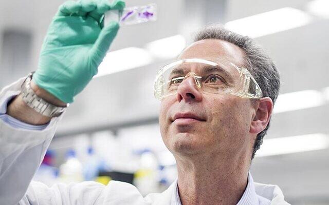 Professor Geoffrey Lindeman.