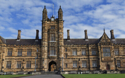 The University of Sydney. Photo: Dreamstime.com
