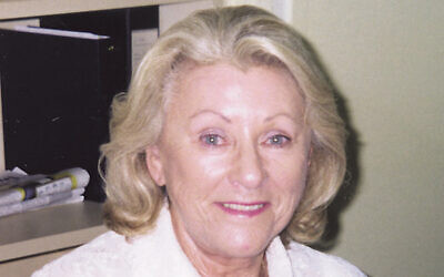 Lady Shirley Lowy.