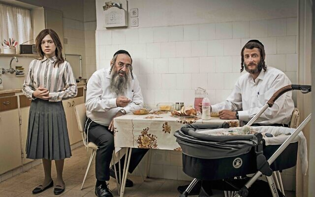 The adventures of an ultra-orthodox family in Jerusalem continue in season three of Shtisel.
