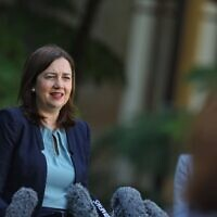 Queensland Premier Annastacia Palaszczuk. Photo: Facebook