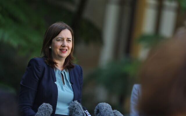 Queensland Premier Annastacia Palaszczuk. Photo: Facebook