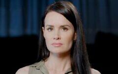Kylie Moore-Gilbert. Photo: Sky News