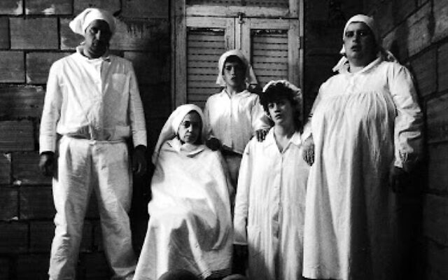 Crypto-Jews in Belmonte, Portugal, preparing for a secret seder in 1988. Photo: (c) Frédéric Brenner, courtesy Howard Greenberg Gallery, New York City