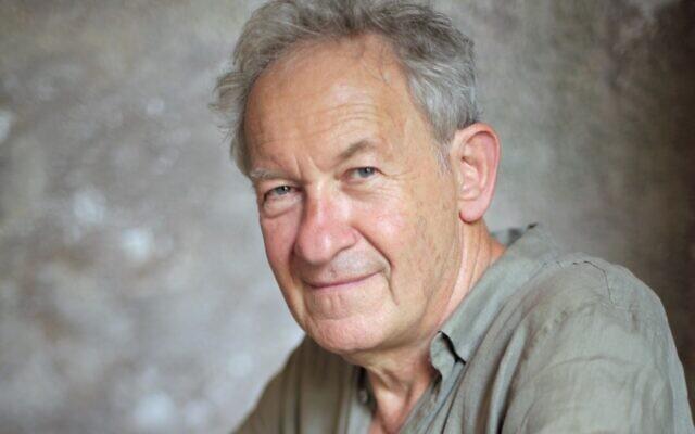 Simon Schama. Photo: Oxford Film and Television Ltd.