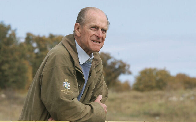 The Duke of Edinburgh. Photo: Kirsty Wigglesworth/PA Wire