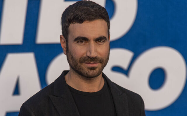Jewish actor, Brett Goldstein, is nominated for his role in Ted Lasso.  Photo: Eugene Powers/Dreamstime.com