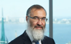 Rabbi Marcus Solomon.