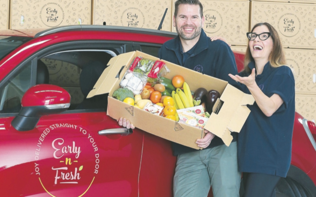 A fresh approach to home delivery