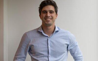 Nick Molnar.