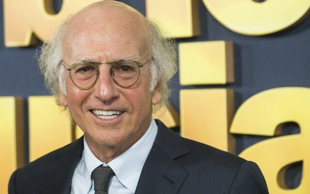 Actor/comedian Larry David. Photo: Charles Sykes/Invision/AP, File